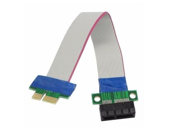 Cablu extensie ( riser ) PCI-e 1x la PCIe 1x