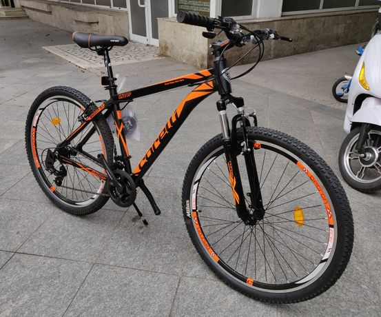 "Bicicleta Aluminiu MTB Corelli 27,5"", Cadru Aluminiu L, Shimano"