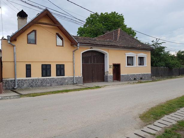 Vand casa+teren Comana de Sus jud. Brasov