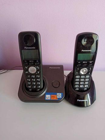 Telefon digital DECT twin 2 receptoare si robot Panasonic KX-TG7200FX