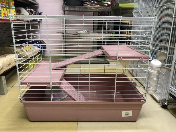 Клетки для кроликов ,шиншилл ,хорьков