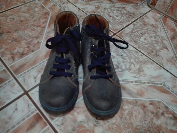 Pantofi/ghete baieti, mar. 32