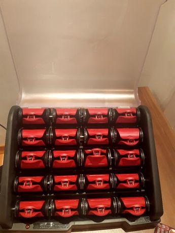 Bigudiuri electrice Remington Silk Rollers