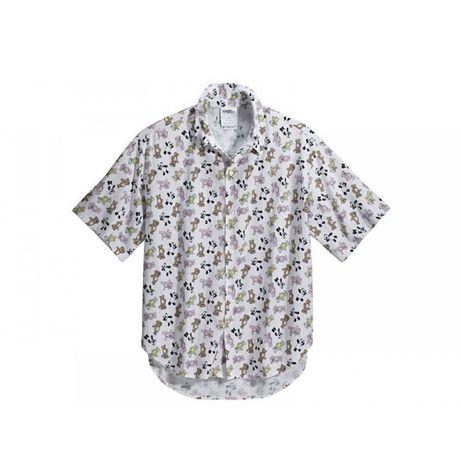 Adidas Originals Jeremy Scott Teddy Bear Print Мъжка Риза size M