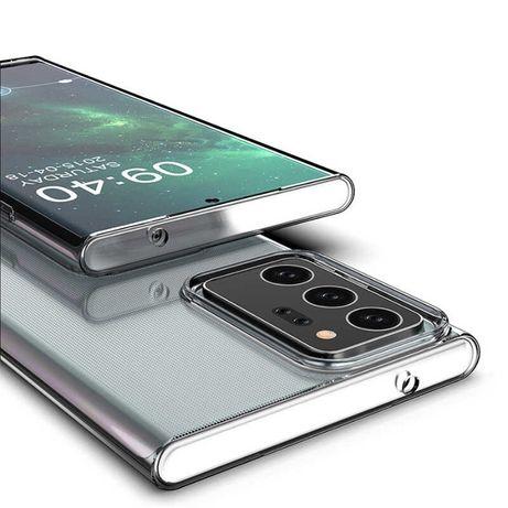 Samsung Galaxy Note 20 / Note 20 Ultra - Силиконов Прозрачен Кейс 0.5M