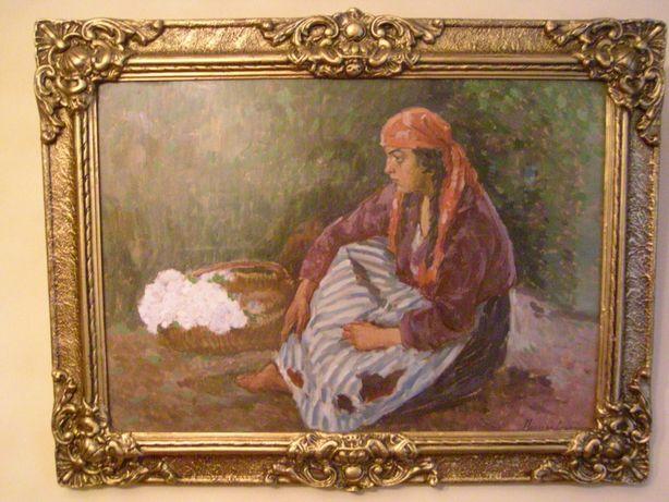 VAND Tablou pictor Apostol Manciulescu , perioada interbelica