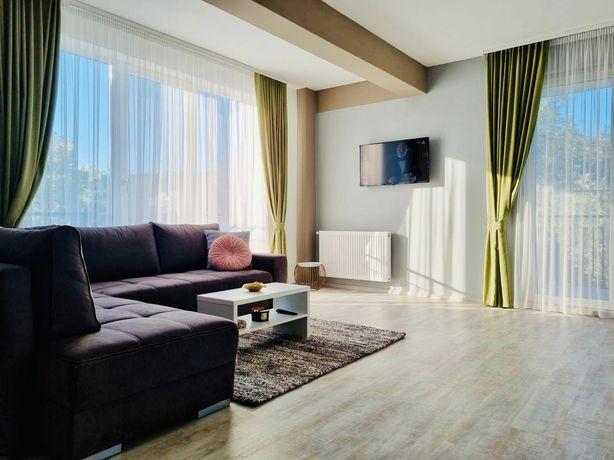 City Delux Apartament Regim Hotelier
