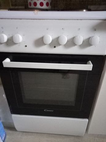 Плита с духовкой 4 камфорка