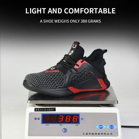 Работни обувки с метално предпазно бумбе T602