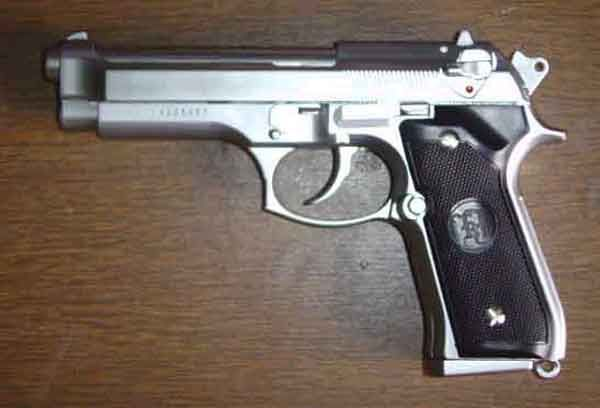 Pistol Cu Recul : In Intregime DIN METAL Airsoft Blowbackco2 Colt