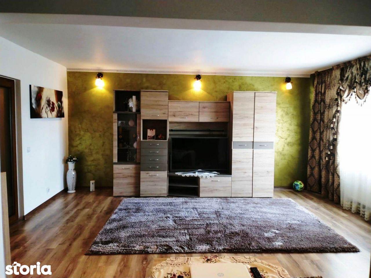 Apartament  4 camere, renovat si complet utilat si mobilat Tecuci