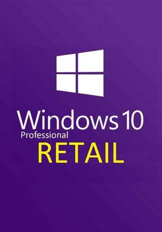 !! DOAR CITITI !! Windows 10 pro licenta 32/64bit pe viata office 2019