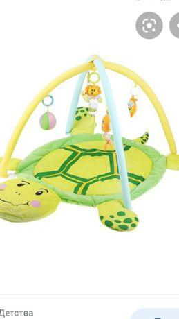 Коврик детский черепаха