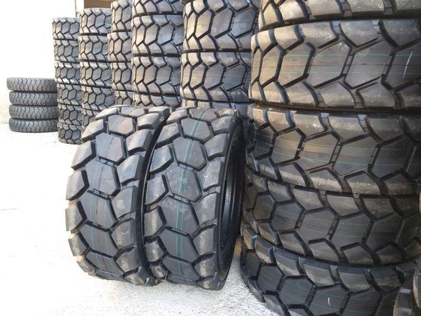 Cauciucuri noi 10-16.5 profil pt asfalt 12PR anvelope bobcat cramponat