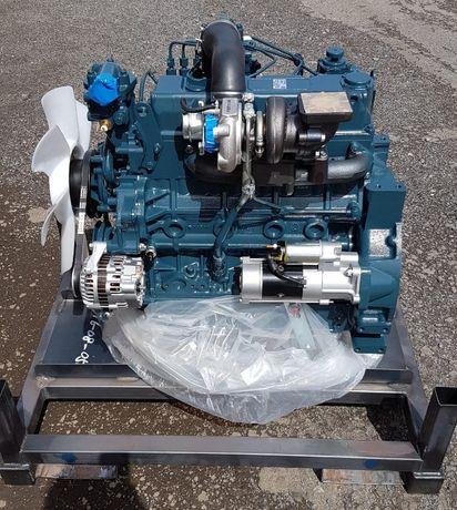 Motor Kubota V3300T V3600T V3800T (nou) Bobcat Takeuchi Schaffer