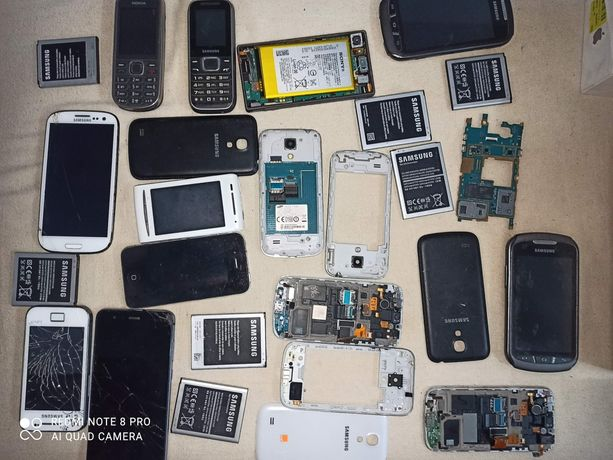 Telefoane funcționale și defecte,Sony,Samsung,Nokia etc
