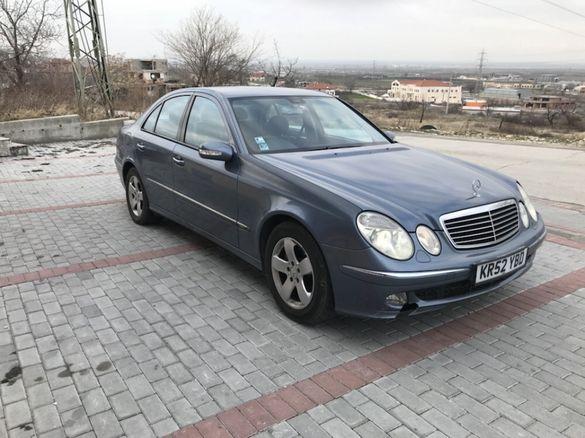 ПРОМОЦИЯ !РАЗПРОДАЖБА !!! Mercedes e320 w211 мерцедес 2002 г. на части