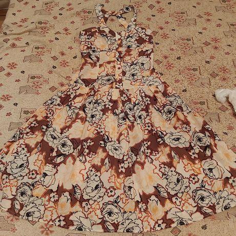 Платье, Турция, хлопок