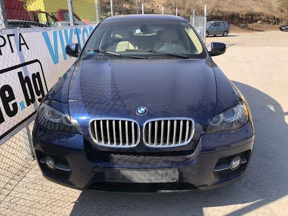 BMW X6 НА ЧАСТИ xdr 3.5.D/ бмв х6 3.5
