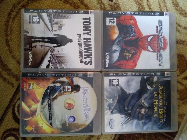 Продам игры на PS 3 все за 9000 или обмен.