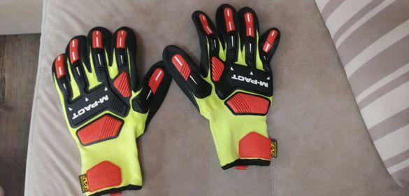 Мото ръкавици, крос ръкавици с протектори
