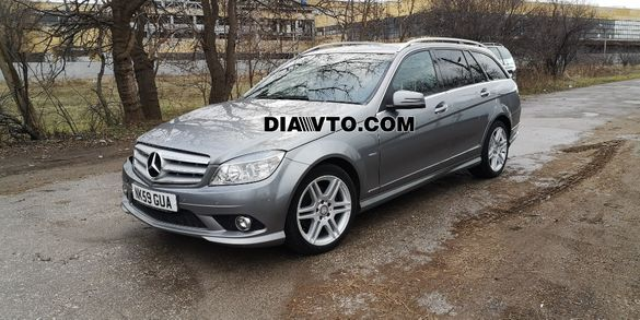 НА части W204 Sport AMG комби 220 CDI 651 Blue Efficiency 83 000 км