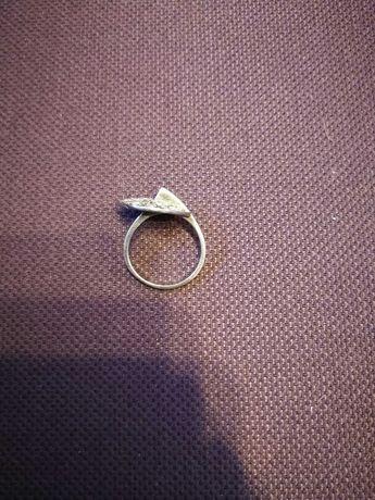 Сребърен пръстен размер 9