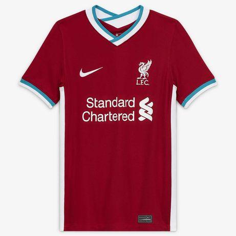 Футбольная форма Liverpool сезона 2020/2021