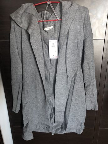 Cardigan lung, pulover Reserved nou