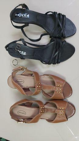 Дамски сандали-номер 37