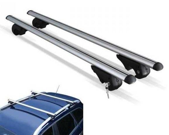 Багажник. Напречни греди 135 см. за MITSUBISHI