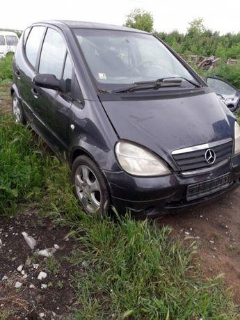 Mercedes A140 мерцедес A 140класа на части