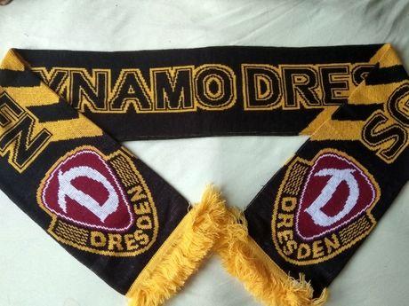 Фанатский футбольный шарф SG Dinamo Dresden оригинал
