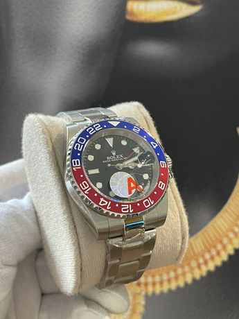 Ceas Rolex GMT-MASTER II (PEPSI) poze reale pret 1600 lei