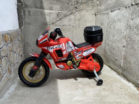 Детски мотор Injusa Honda