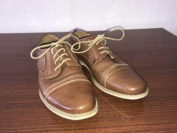 Разпродажба! Нови мъжки обувки, внос от Германия