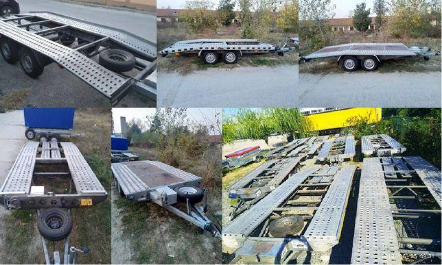 Centru de inchirieri remorci și platforme in Targu Jiu Gorj