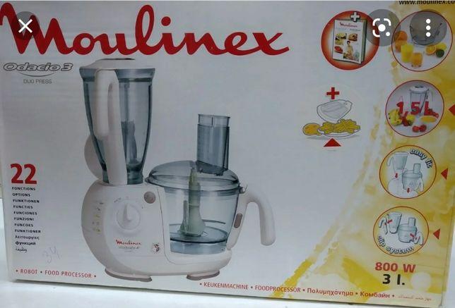 Запасные части для кухонного комбайна Moulinex Odacio.3