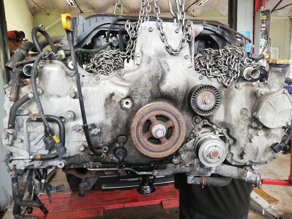 Части за Subaru diesel мотор EE20Z