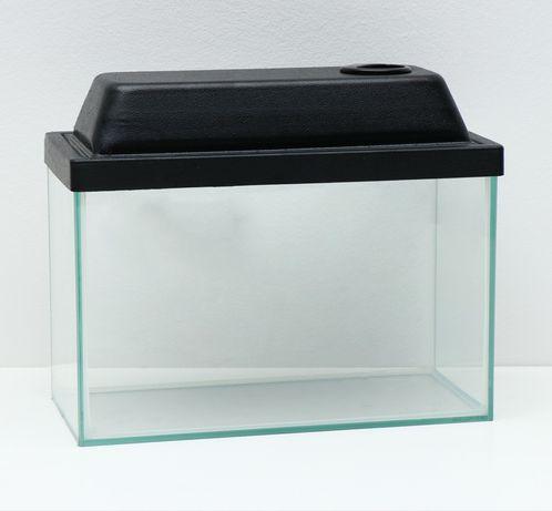 Прямоугольный аквариум на 10 литров