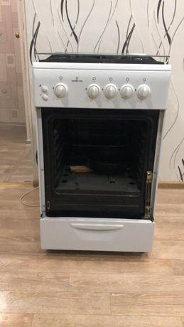 Плита ,нет двери на духовке