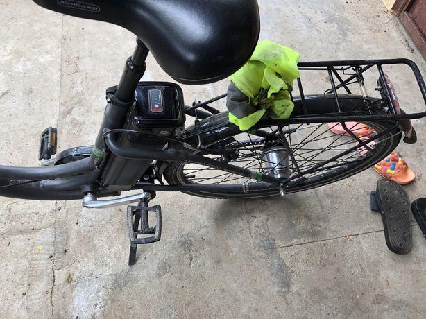 Bicicleta electrica, Zundapp green 3.7 bike,