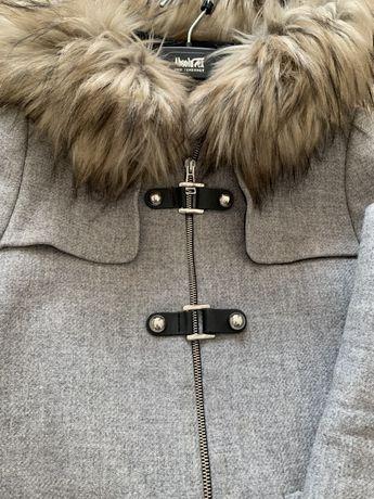 ZARA пальто из Турции+ в подарок шапка