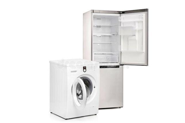 Продам стиральную машину и холодильники