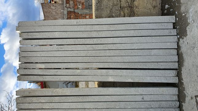 Stalpi/șpalieri din beton cu armătura 2.4m