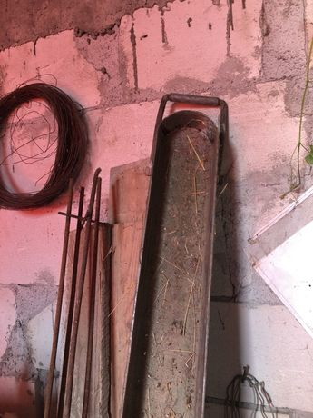 Matrita din fier  pentru stilpi