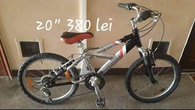 "Bicicleta 20"" unisex"