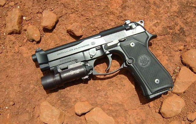 Pistol *UNICAT* Co2 Airsoft F.Puternic METALIC- Taurus Aer Comprimat