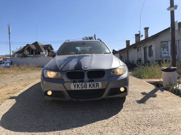 БМВ Е91, 2.0д, 177кс М пакет НА ЧАСТИ(BMW E91, 320d, 177hp Na chasti)