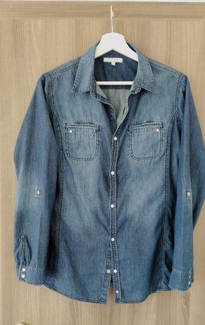 Дънкова риза за бременни Premaman размер M